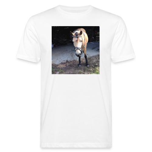 Häst - Ekologisk T-shirt herr