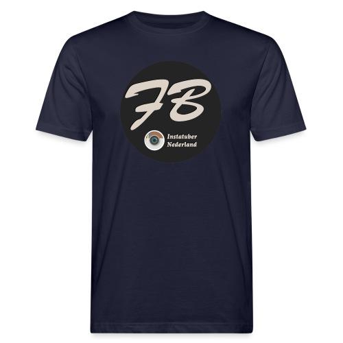 TSHIRT-INSTATUBER-NEDERLAND - Mannen Bio-T-shirt