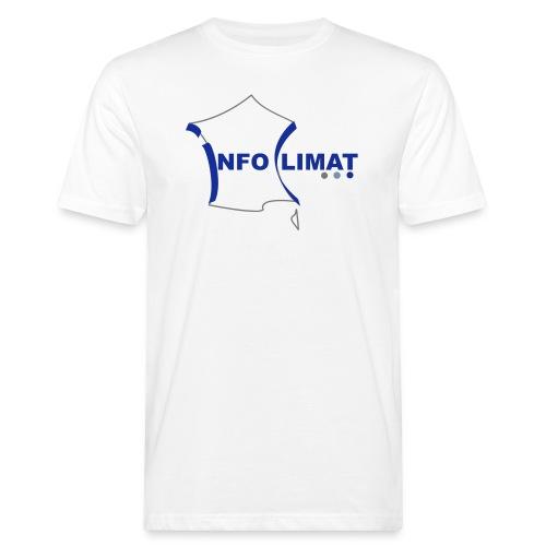 logo simplifié - T-shirt bio Homme