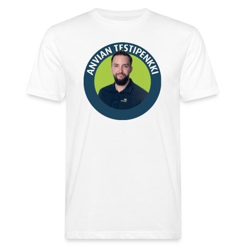 Tatun testipenkki! - Miesten luonnonmukainen t-paita