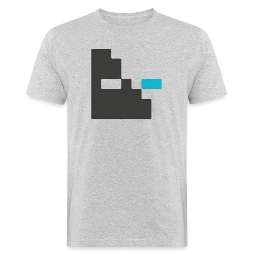 Mortu Logo - Mannen Bio-T-shirt