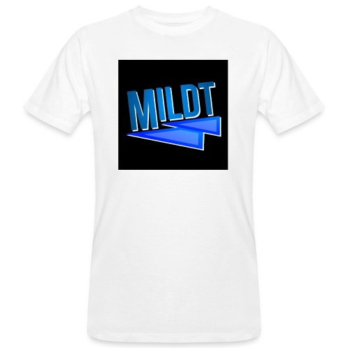 MILDT Muismat - Mannen Bio-T-shirt