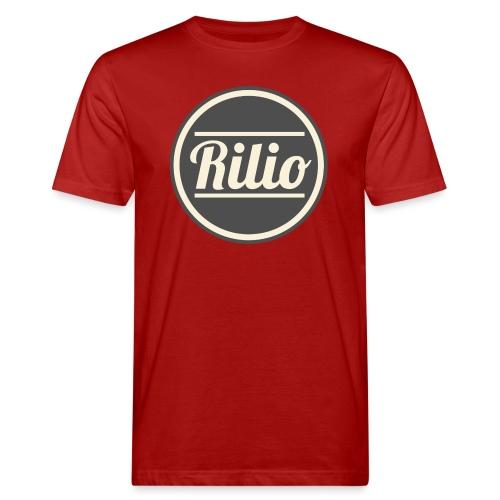 RILIO - T-shirt ecologica da uomo