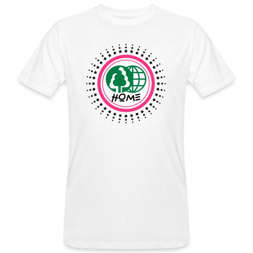 Planète home sweet home - Men's Organic T-Shirt