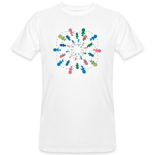 People of the word ( Type 1) - T-shirt ecologica da uomo