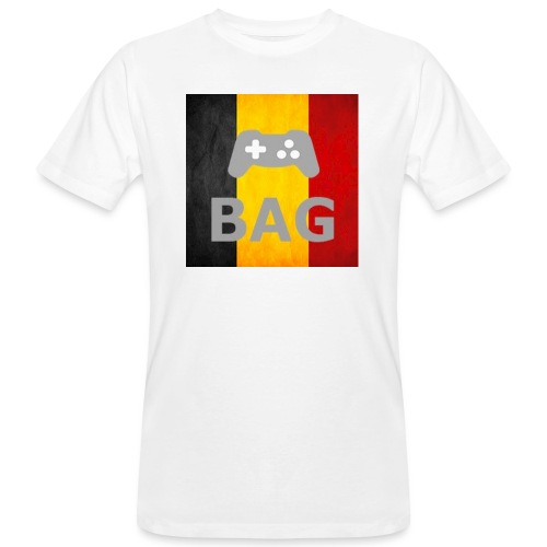 BelgiumAlpha Games - Men's Organic T-Shirt