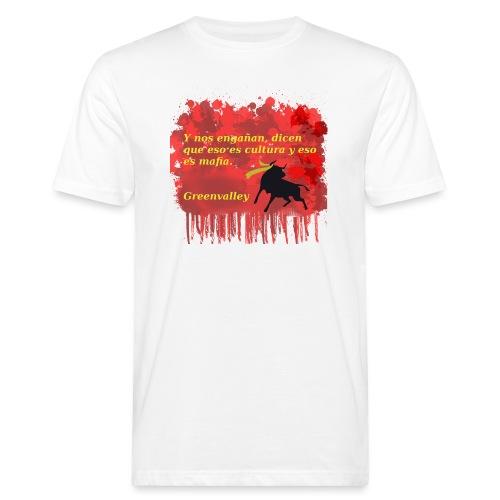 Tauromaquia - Camiseta ecológica hombre