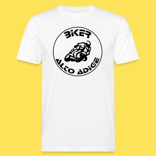 BikerAltoAdige circle logo Jacket - T-shirt ecologica da uomo