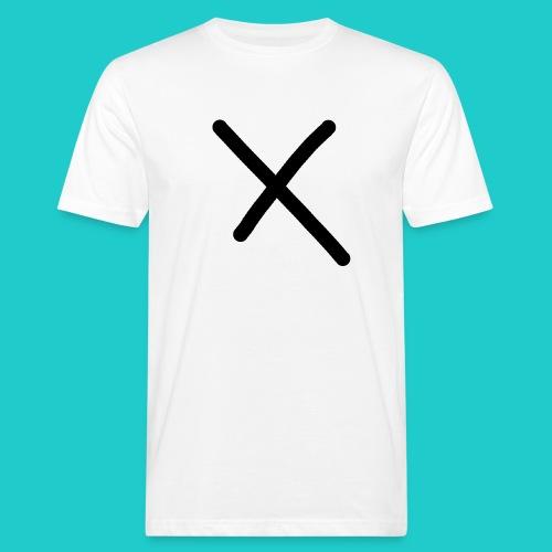 X - Männer Bio-T-Shirt