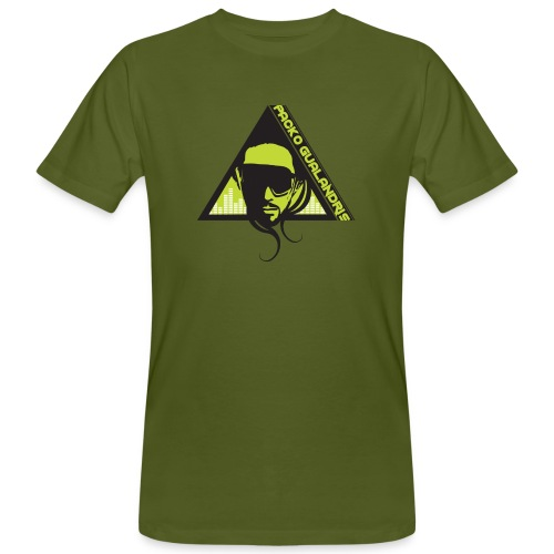 PACKO LOGO 2017 RGB PNG - Men's Organic T-Shirt