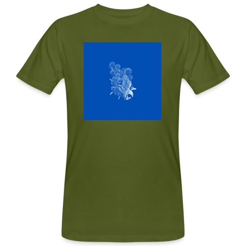 Windy Wings Blue - Men's Organic T-Shirt