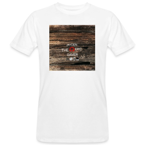 Jays cap - Men's Organic T-Shirt