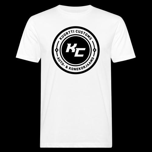 kc_tunnus_2vari - Miesten luonnonmukainen t-paita