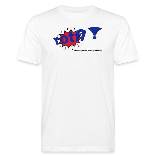 rotfl ! - Miesten luonnonmukainen t-paita