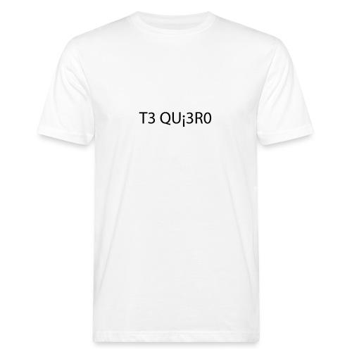 Te Quiero - T-shirt bio Homme