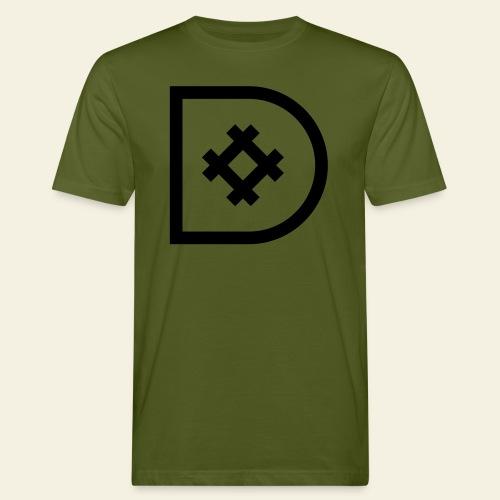Icona de #ildazioètratto - T-shirt ecologica da uomo