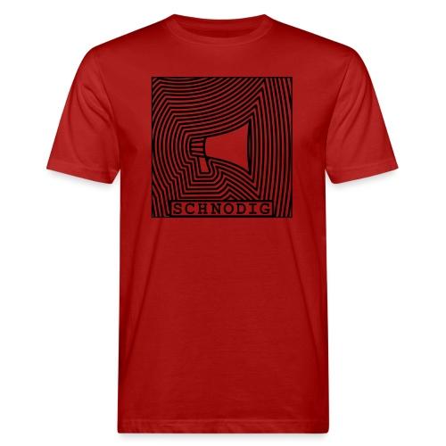 Et rop - Økologisk T-skjorte for menn