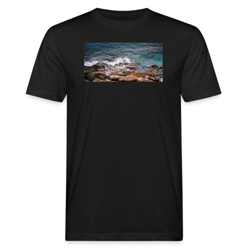 Handy Hülle Meer - Männer Bio-T-Shirt