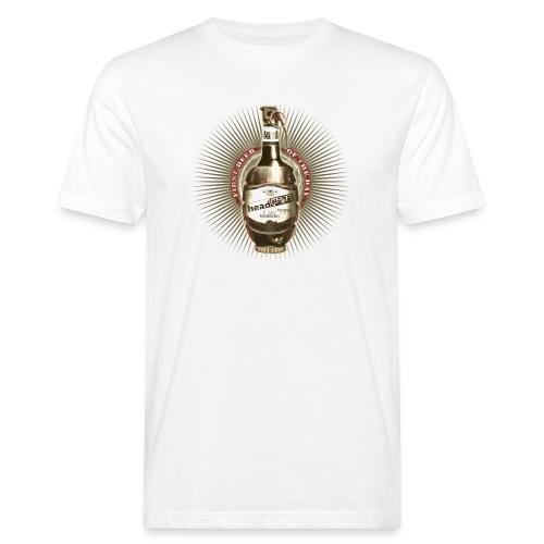 headCRASH beer 2 - Männer Bio-T-Shirt