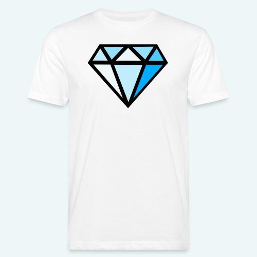 FCTimantti logo ilman tekstia - Miesten luonnonmukainen t-paita