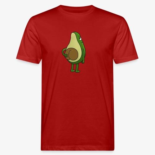 Avokado - Männer Bio-T-Shirt