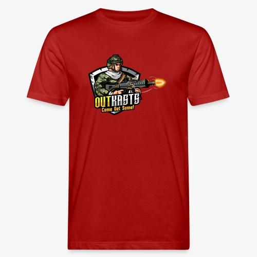 OutKasts [OKT] Logo 2 - Men's Organic T-Shirt
