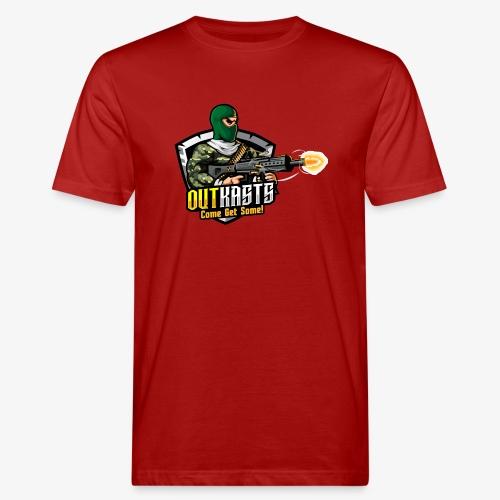 OutKasts [OKT] Logo 1 - Men's Organic T-Shirt