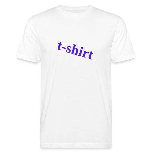 Hemd - Männer Bio-T-Shirt