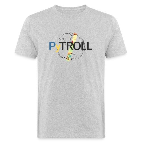 light logo spectral - Men's Organic T-Shirt