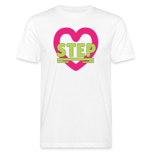 lovestep - Men's Organic T-Shirt