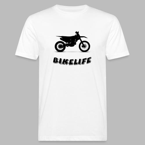 Bikelife - Ekologisk T-shirt herr