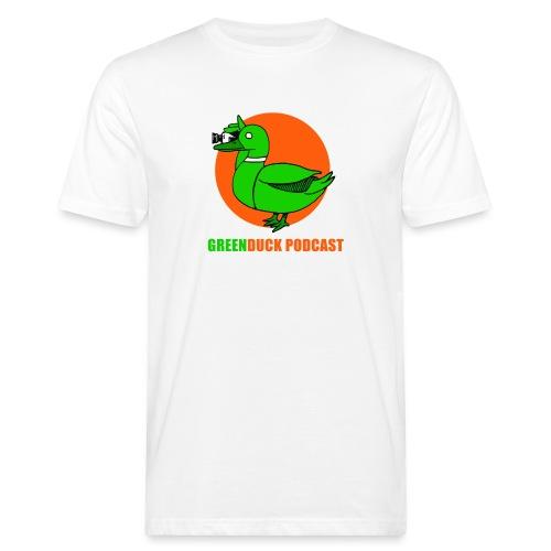 Greenduck Podcast Logo - Organic mænd