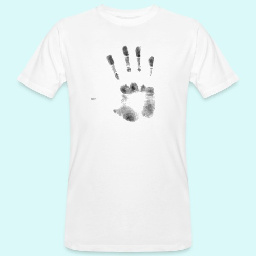 empreinte - T-shirt bio Homme