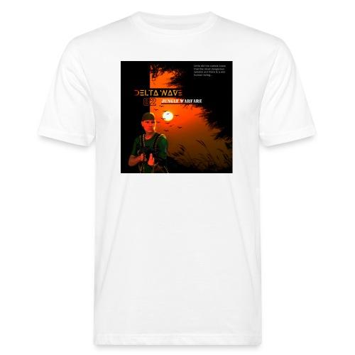Delta Wave 82 - Jungle Warfare - Miesten luonnonmukainen t-paita