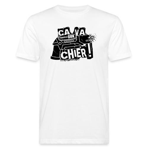 gastrogun - T-shirt bio Homme