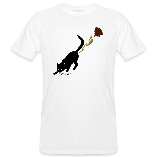 Catapult - Mannen Bio-T-shirt