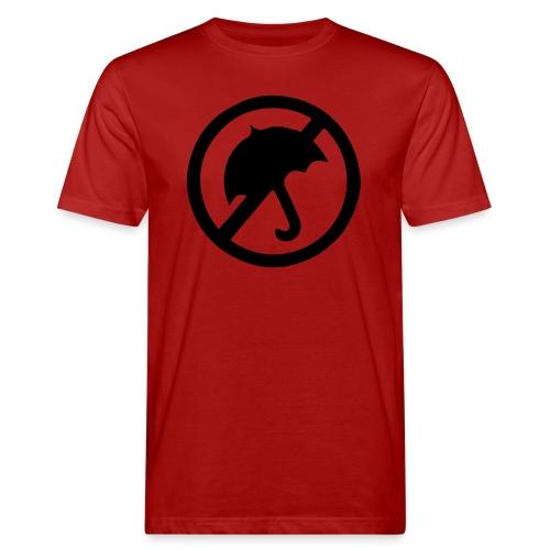 rainmakerlogo - Miesten luonnonmukainen t-paita