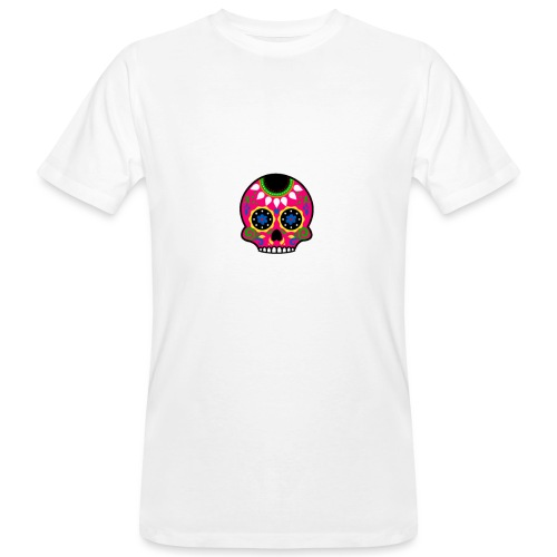 Ace of hearts - The skulls players - T-shirt bio Homme
