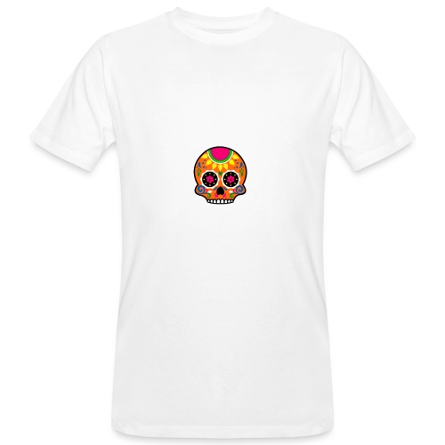Ace of diamonds - The skulls players - T-shirt bio Homme
