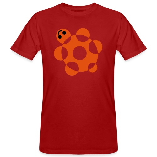 Tartaruga - T-shirt ecologica da uomo