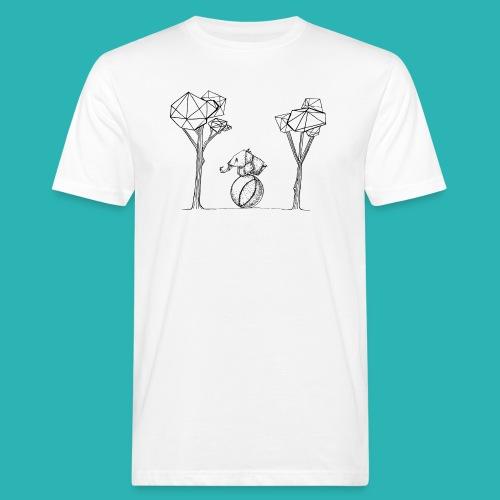 Rotolare_o_capitombolare-01-png - T-shirt ecologica da uomo