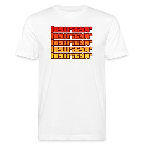 Hellrazor MK3 - T-shirt ecologica da uomo