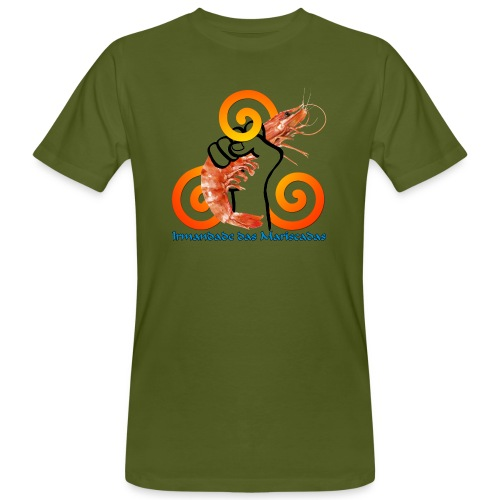 Irmandade das Mariscadas - Camiseta ecológica hombre