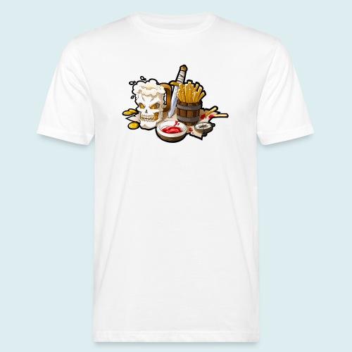 Arr menù - T-shirt ecologica da uomo