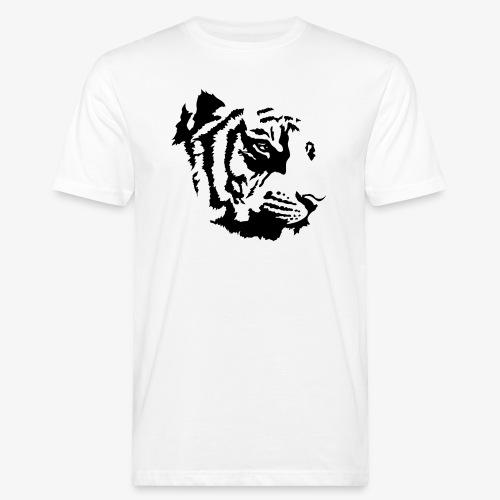 Tiger head - T-shirt bio Homme