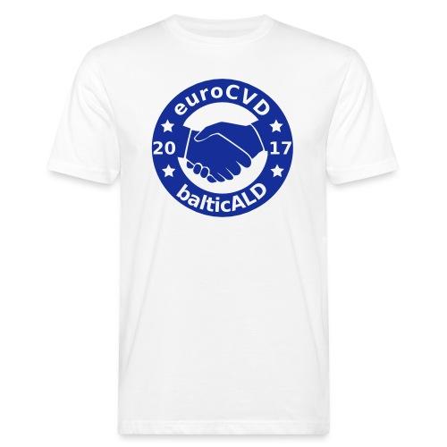 Joint EuroCVD-BalticALD conference womens t-shirt - Men's Organic T-Shirt