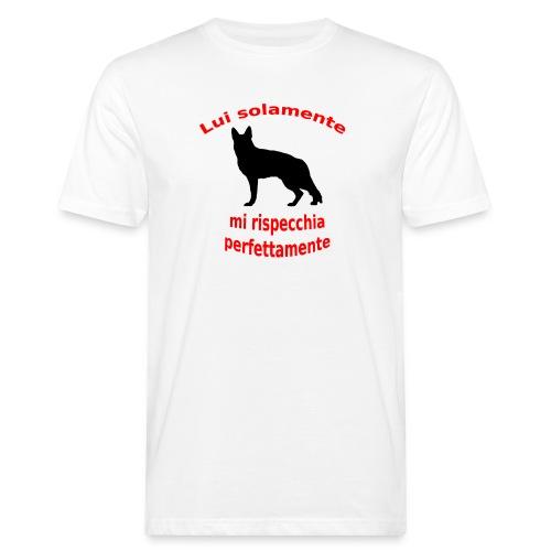 Pastore Tedesco - T-shirt ecologica da uomo