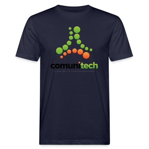 Comunitech - T-shirt ecologica da uomo