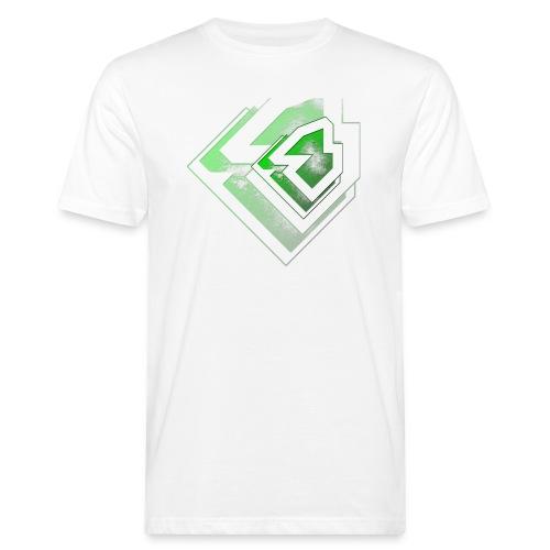 BRANDSHIRT LOGO GANGGREEN - Mannen Bio-T-shirt