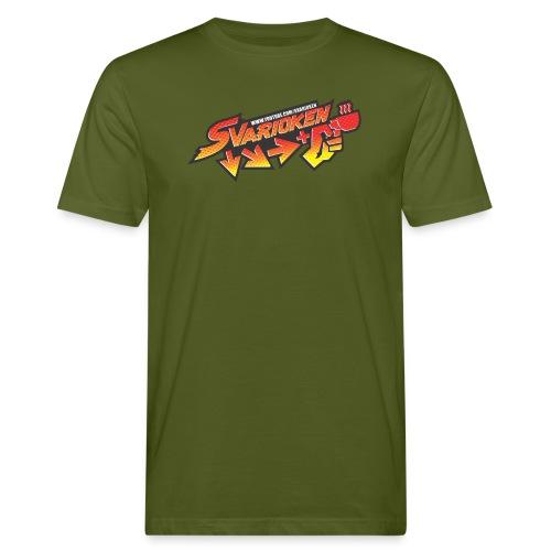 Maglietta Svarioken - T-shirt ecologica da uomo